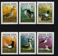 """UNGARN - Mi-Nr. 3451 - 3456 """"Schutz Des Lebens Und Der Natürlichen Lebensräume"""" Postfrisch"""