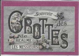 39.- SOUVENIR DES GROTTES DE BEAUME-LES-MESSIEURS - Baume-les-Messieurs