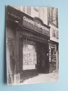 BERGSTRAAT Rue De La MONTAGNE Chambre CARTOPHILE / ZICHTPOSTKAARTEN / Anno 19?? ( Gekreukt / Zie Foto Voor Details ) !! - België