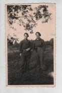Groupe Raoul Septembre 1944 Félix Et Pierrot Libération LE MAQUIS DE MALLEVAL (Isère) - Oorlog, Militair