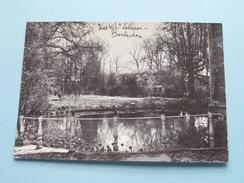 """Kasteel """" ZELLAAR """" Gemeenschapsretraites () Anno 1958 ( Bic Voorkant / Zie Foto Voor Details ) !! - Bonheiden"""