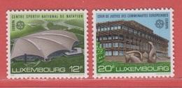 1987 ** (sans Charn., MNH, Postfrisch)  Yv  1124/5    Mi  1174/5