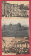 Erquelinnes - Ecole Des Arts Et Métiers - 5 Cartes Postales - Erquelinnes
