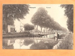 Neerpelt Kanaal Postkaart Duitse Soldatenbrief 1916 - Neerpelt