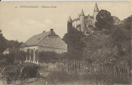 Vève-Celles.  -   Château Féodal