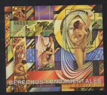 HF47-KOLUMBIEN / COLOMBIA.-S/S.- MI: BLOCK  48- 1993.- MNH .-. HUMAN RIGHTS.-. CV €: 5.50 - Colombia