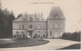17  / 2 / 287  -   LORMES  ( 58 ) - CHÂTEAU  DE  GRANDPRÉ - Lormes