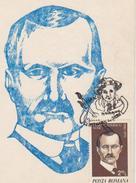 ROMANIA- MAXI CARD-MARIUS BUNESCU -PAINTER