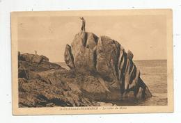 Cp , 29 , SAINT GUENOLE - PENMARCH , Le Rocher Du Moine , Voyagée , Coll: Pouillot Ehanno