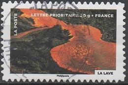 FRANCE  N°751__OBL VOIR SCAN - Adhesive Stamps