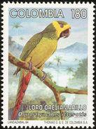 Colombie. Colombia.1994  Bogota Rail    Rallus Semiplumbeus