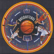 M31 Guinea-Bissau - MNH - Sports - Basketball - 2013
