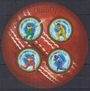 M31 Sao Tome And Principe - MNH - Sports - Cricket - 2013