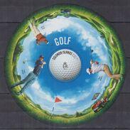 M31 Solomon Islands - MNH - Sports - Golf - 2013