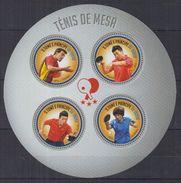 M31 Sao Tome And Principe - MNH - Sports - Table Tennis - 2013