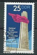 DDR  1972  Mi 1785 - 1788  Internationale Mahn- Und Gedenkstätten  Gestempelt