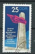 DDR  1972  Mi 1798  Internationale Mahn- Und Gedenkstätten  Gestempelt