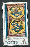 DDR  1972  Mi 1787  Internationale Briefmarkenausstellung Interartes  Gestempelt
