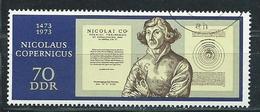 DDR  1973  Mi 1828  500. Geburtstag Von Nikolaus Kopernicus  Gestempelt