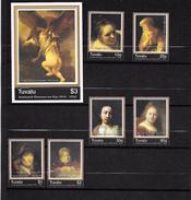 Tuvalu - Peintures - Rembrandt