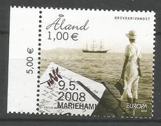 ALAND -  2008 -  MICHEL Nr  294    ,o,