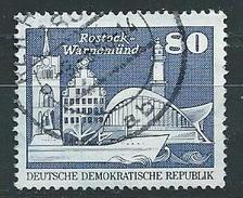 DDR  1974  Mi 1920  Freimarke Aufbau In Der DDR  Gestempelt
