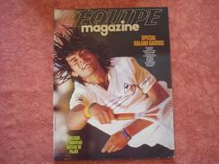 Equipe Magazine N°153 21/05/1983 Tennis Noah Navratilova  - Rugby Ferrasse - Foot Hrubesch - Tennis