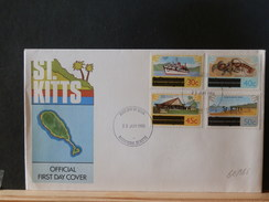 66/565  FDC   ST KITTS