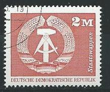 DDR  1973  Mi 1890  Freimarke Aufbau In Der DDR  Gestempelt