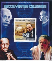 Comores Prehistory Prehistoire Nobel Albert Einstein  Max PLANCK Yves COPPENS