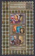 N31 Central African Republic - MNH - Art - Painting - Penny Black - 2015