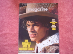 Equipe Magazine N°130 20/11/1982 Tennis Noah - Foot Lopez Saint-Etienne - Voile Colas Poupon Tabarly - Tennis