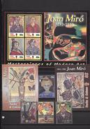 Turks Et Caicos - Peintures- Miro