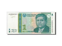 Billet, Tajikistan, 1 Somoni, 1999, KM:14A, SPL - Tadjikistan