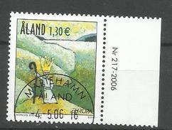 ALAND -  2006 -  MICHEL Nr 265    ,o,