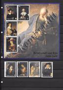 Turks Et Caicos - Peintures- Rembrandt