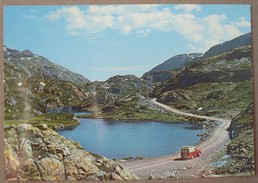 Parti Fra Vegen Røldal-Sauda. - Ca. 1960. - Norvège