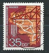DDR  1973  Mi 1871  10 Jahre Vereinigte Energiesysteme  Gestempelt