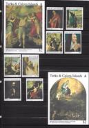 Turks Et Caicos - Peintures -Granada 1992