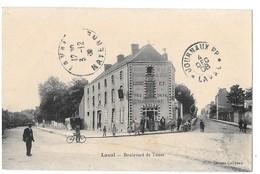 LAVAL - Boulevard De Tours - (Hôtel De La Gerbe De Blé Planchenault)