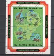 ZAMBIA Nº HB 2