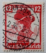 Allemagne  Y&T N° 547 - 552 (o)