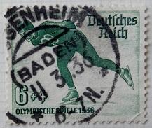Allemagne  Y&T N° 559 - 560  (o) Jeux Olympiques