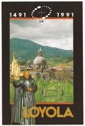 Estampillas Religiosas - SAN IGNACIO DE LOYOLA - Imágenes Religiosas