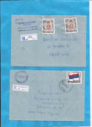 2002  230-31   BOSNIA HERZEGOVINA REPUBLIKA SRPSKA BANDIERA STEMMA WAPPEN FLAGGE BRIEF  INTERESSANT