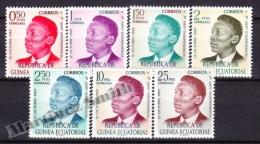 Equatorial Guinea - Guinée Équatoriale 1969 Edifil  4- 10, 1st Anniversary Of Independence - MNH - Equatorial Guinea