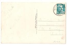 NOVALAISE Savoie Sur 8f GANDON. - Poststempel (Briefe)