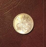 JAPON - 100 YEN 1964 - Jeux Olympiques D'été - Japon