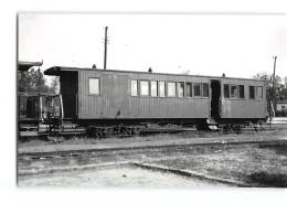Photo Format Cpa Wagon Du Reseau Somme - Francia