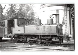Photo Format Cpa Machine Du Reseau Somme - Francia